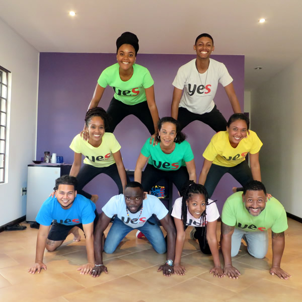 YES – Youth Empowerment Suriname